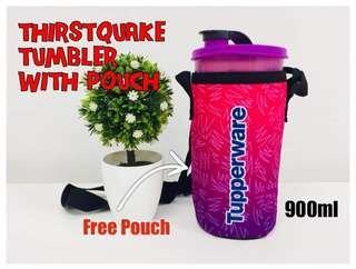 Tupperware thirstquake tumbler