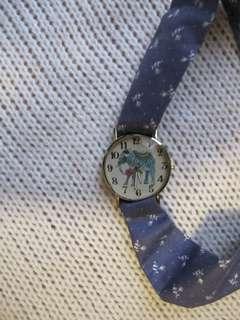 Elephant watch - strap changeable