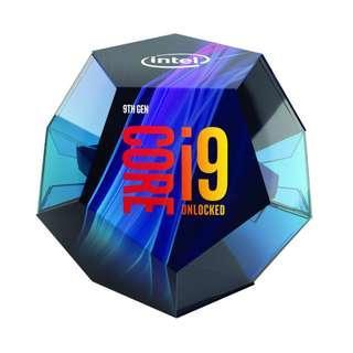 Intel Core i9-9900K Desktop CPU Processor (9900K)
