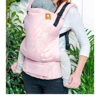 Tula Baby Full Standard Wrap Conversion Carrier - Tula Keene Rose