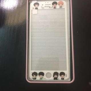 BTS-Screen protector (iPhone 6/6s plus)