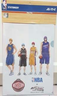 Kuroko no Basket - NBA File Collection