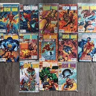 Iron Man Vol 3 Comics