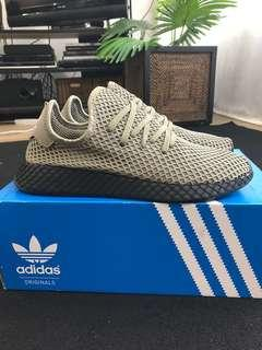 "NEW - Adidas ""DEERUPT"" Army Green"