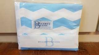 Bellamy's nursing cloth brand new