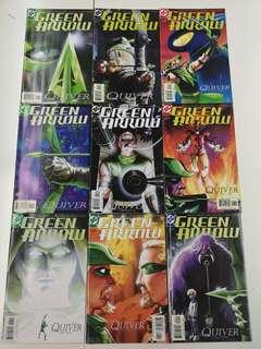 Green Arrow (2001 DC) By Kevin Smith Comics Set