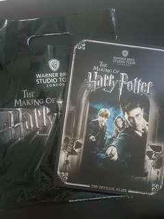 The Making of Harry Potter London Guidebook