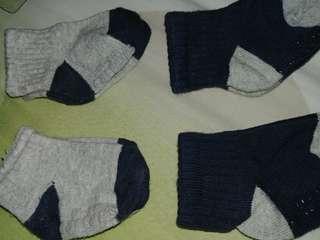 BNE Carters 0-3mos socks