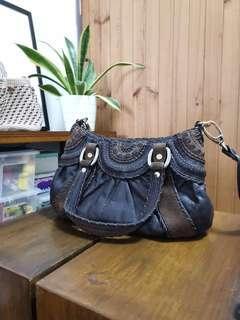 genuine leather bag | italy