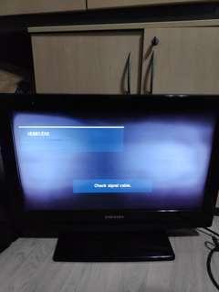 "Samsung 26"" LCD TV"