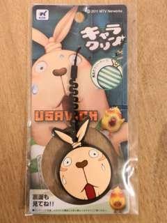 正版監獄兔精品 掛飾 電話繩