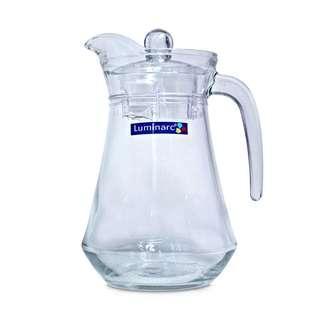 Luminarc 1L Hot / Cold Beverage Glass Jug