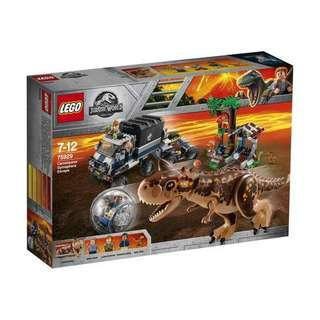 Lego 75929 Jurrasic world set