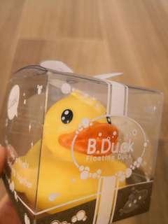 正版B.Duck沖涼小鴨
