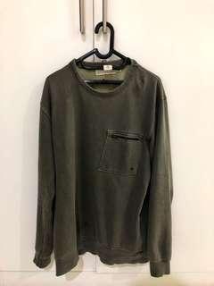 Sweatshirt bahan premium dari h&m bukan zara pull and bear