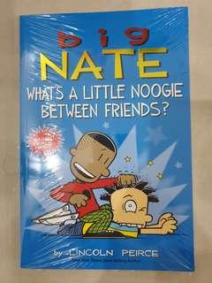 Big NATE - What's A Little Noogie Between Friends