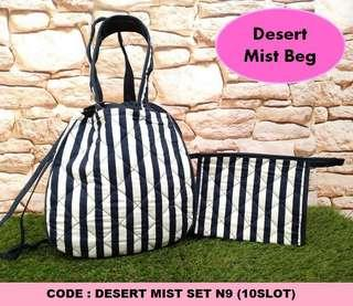 Desert Mist Diffuser Bag with 10 slot pouch (postage free!)