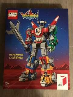 全新未開 Lego 21311 Voltron 百獸王