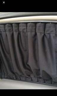 Car curtain blackout size xtra s for sedans car