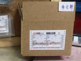 1比12 1:12 1/12 紙箱 快遞箱 有全新 配件