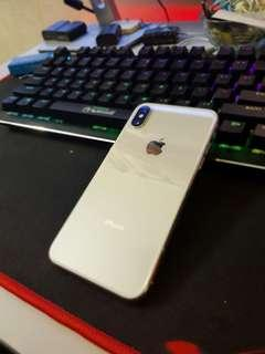 iPhone X 64gb White without face ID