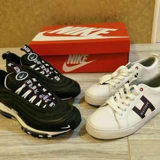 Nike Airmax 97 Premium & Tommy Hilfiger Sneakers