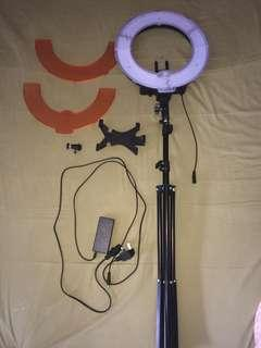 Studio Ring Light