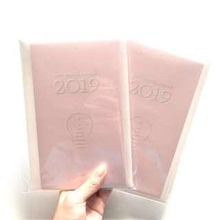 wts got7 present : you and me preorder benefit calendar&sticker set