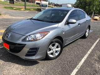 2010 Mazda 3 Sedan 225000kms *6months rego*