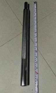 31.8mm * 226mm  Seat Post, Chrome