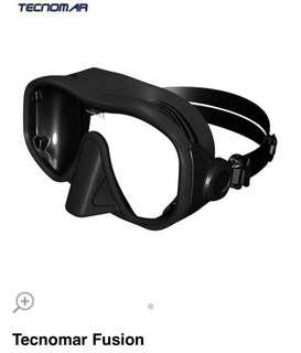 67105a28fba Diving Mask