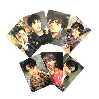 wts bts army bomb ver 3 unofficial photocards
