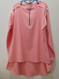 Pink Blouse #XMAS25