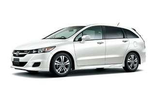 Honda Stream 1.8A car vehicle for rent rental