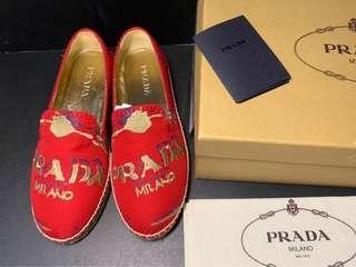 Prada lofer shoes