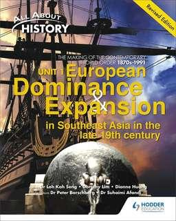 european domination and expansion