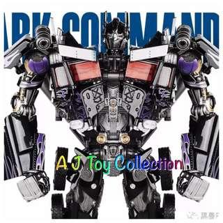 [ In Stock ] Transformers BlackMamba BMB LS-03P Dark Commander Nemesis Prime