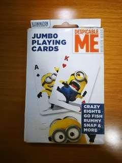 Minion Jumbo Playing Cards