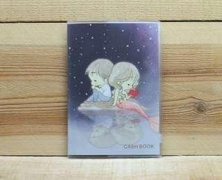 🚚 Amy&Tim記帳本+長形便利貼