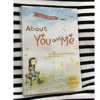 Preloved Novel About You and Me