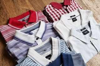 Branded Polo Tees
