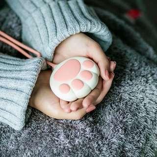 🚚 (全新)貓掌暖手寶