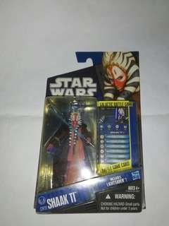 Star Wars Clone Wars Shaak Ti