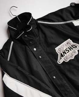 Mizuno varsity jacket
