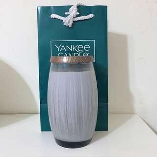 BN Yankee Candle Pure Radiance Stargaze Large Vase LumiWick