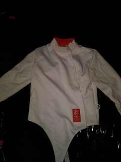 劍擊背心 fencing uniform