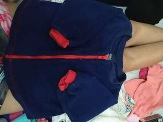 Oshkosh sweater jacket preloved