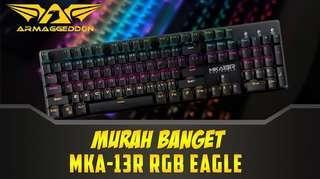 Keyboard gaming mechanical armageddon