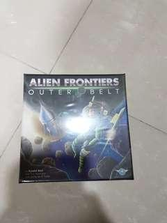 Alien Frontier Outer Belt Brand New Board Game