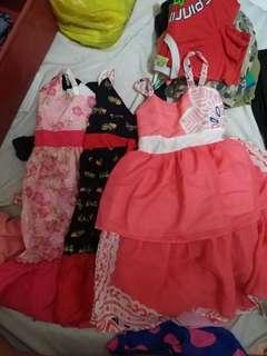 Dresses for girls preloved